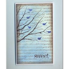 MBO Sweet Collage Card 211
