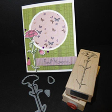 MBOE Carnation Fond Memories Card